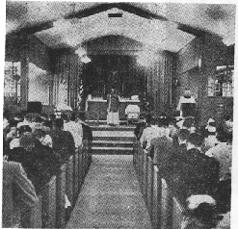 Old Catholic Service
