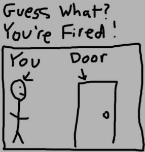 You\'re Fired